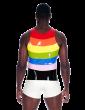 Rainbow Vest