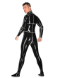 Rubber Male Ashleigh Catsuit for Men