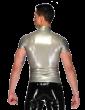 Vault Zipper Top (Short Sleeves)
