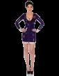 Playgirl Dress (Long Sleeves)