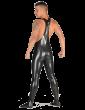 Wrestler Catsuit
