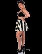 Beetlejuice Skirt