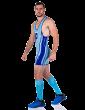 Fresher Wrestler Suit