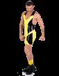 Delorean Wrestler Suit