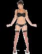 Ballerina Stockings