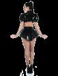 Aurora Peplum Skirt (Short)