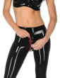 Crotch-Zip Tights