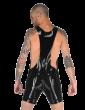 Hardcore Dungaree Shorts