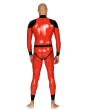 Rubber Patch Catsuit