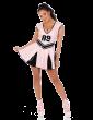 Cheerleader Swing Dress