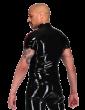 Shoulder Zip Cycle Top