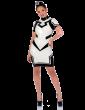 Hostess Cap