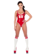 Cheerleader Leotard