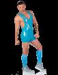 Flash Wrestler Suit
