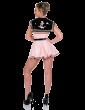Marina Button Top
