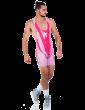 Mika Wrestler Suit