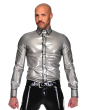 Trimmed Button Shirt (Long Sleeves)