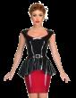 Octavia Peplum Dress