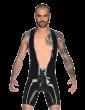 Libre Wrestler Suit