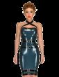 Jasmine Bondage Dress