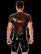 Zipper Cycle Shorts