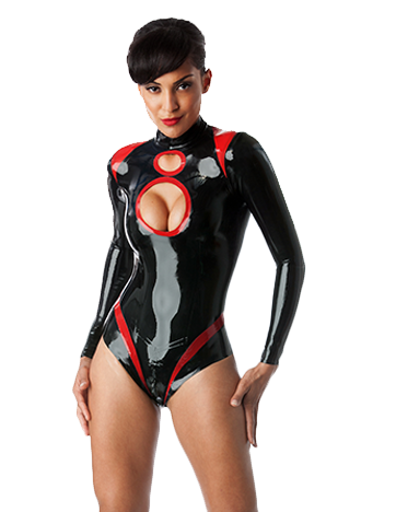 Double Bubble Leotard
