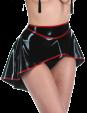 Claudette Peplum Skirt (Long)