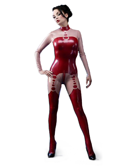 Pearl Catsuit