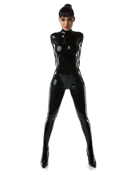 Female Matrix Catsuit