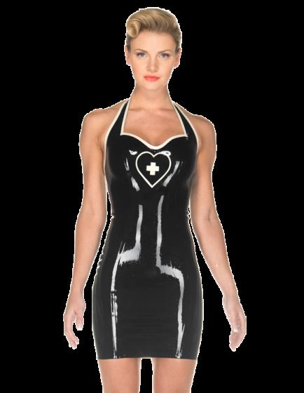 Florence Nurse Dress (Long)