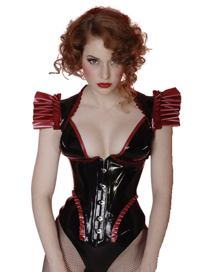 Carmen Corset (with cups)