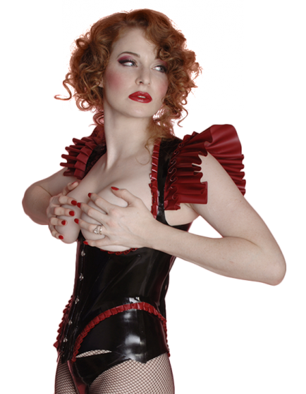 Carmen Corset (without cups)
