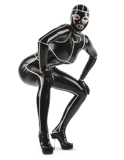 Ashleigh Catsuit