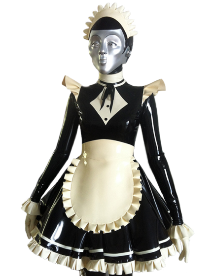 Virginie Maid Dress