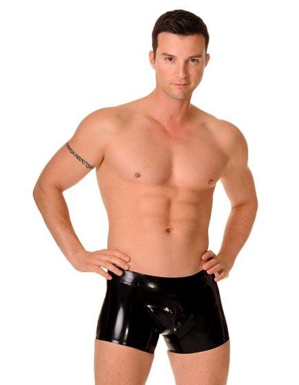 Zipper Pouch Shorts