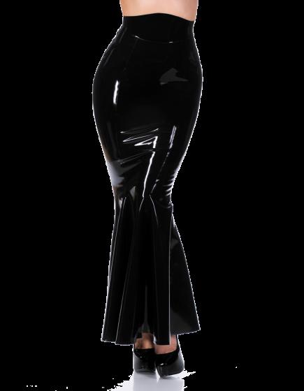 Morticia Skirt