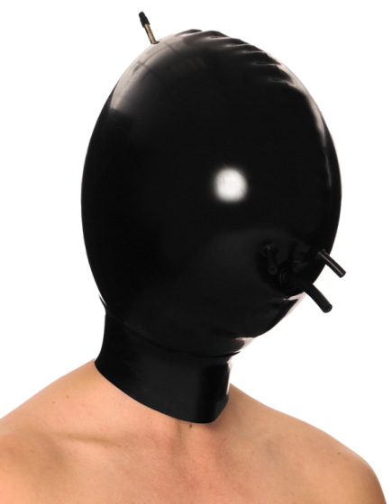 Inflatable Euphoric Hood