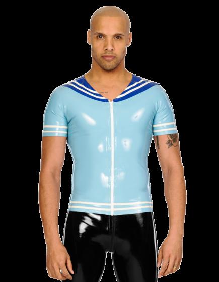 Sailor Zipper Top