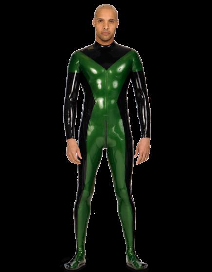 Latex Xavier Catsuit for Men