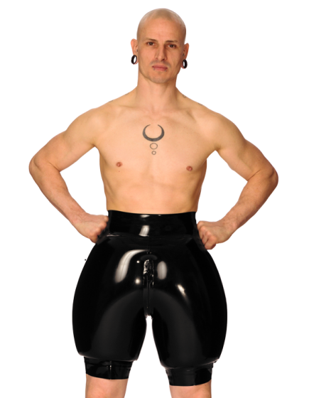 Inflatable Mid Shorts