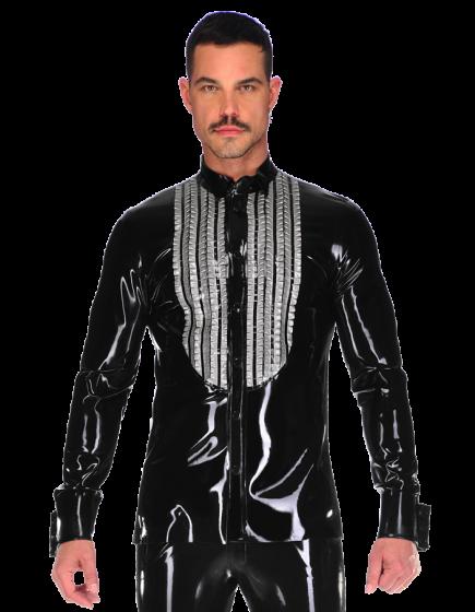 Valentino Frill Shirt