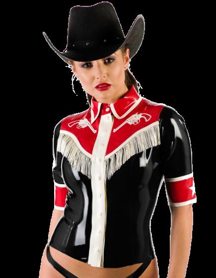 Cowgirl Button Shirt