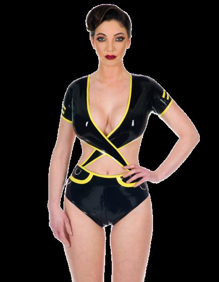 Victoria Officer Leotard