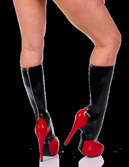 Zipper Shoe Stirrups