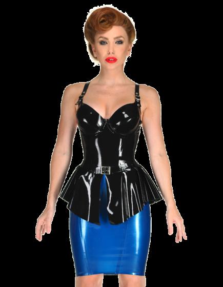 Ursula Peplum Dress