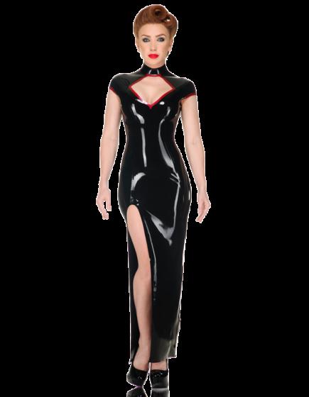 Diamond Split Dress