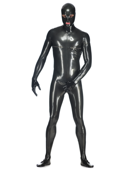 Latex Male Extreme Catsuit