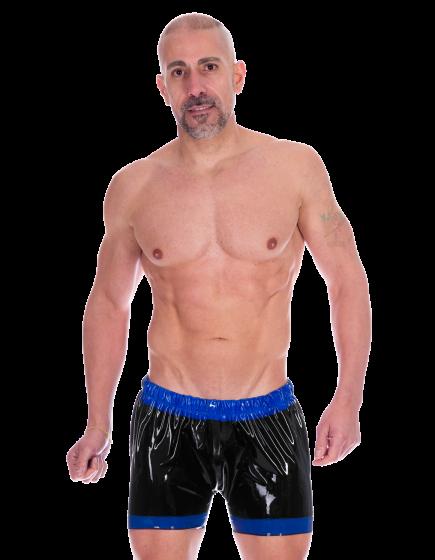 Trimmed Boxer Shorts