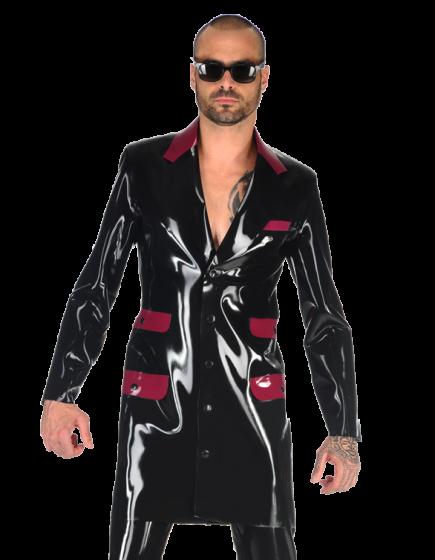 Sinatra Drape Coat