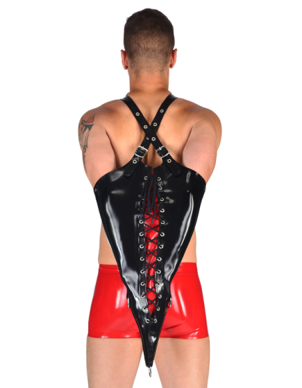 Lace-Up Armbinder